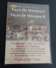 Tales of Wonder/Tales of Wonder II: Traditional Native American Stories New DVD