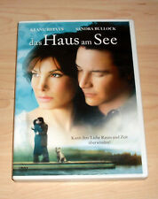 DVD Film - Das Haus am See - Keanu Reeves - Sandra Bullock