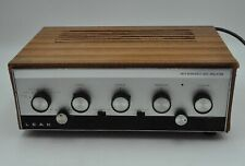 Leak Stereo 30 Stereo Integrated Amplifier with original manual