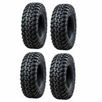 Tusk Terrabite Radial ATV UTV Tire Kit Set Of Four 4 Tires 32x10-15**NEW**