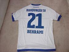 Adidas 15-16 Hamburger SV Home Behrami Jersey, Shirt, Holtby, Van Der Vaart