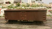 Roundhouse MDC HO Old Time 36' Truss Rod Reefer, Unlettered, Upgraded, Exc.
