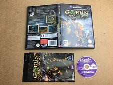 Goblin Commander - Nintendo Gamecube (GC) TESTED/WORKING EUR PAL
