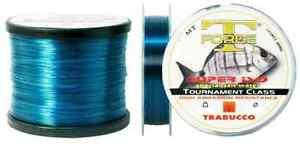 Monofilament Schnur Super Iso 500 MT Trabucco 0,255 MM Japan Wirbel Angeln Nylon