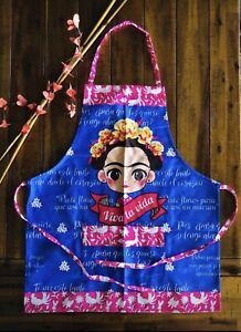 Frida Kahlo All Purpose Apron Adult Size