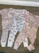Baby Girl Next Floral Snuggle Fit Pyjamas Size 12-18 Months
