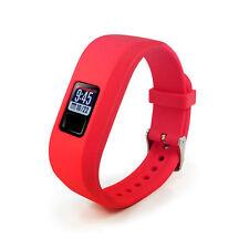 Tuff-Luv Repolacement Silicone Wrist Strap for Garmin Vivofit 3 / Jr / Jr2 Small