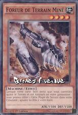 Yu-Gi-Oh ! Carte Foreur de terrain Miné (par 2 !!) SDGR-FR015