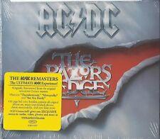 AC/DC/The Razors Edge * NEW DIGIPACK CD * NUOVO *