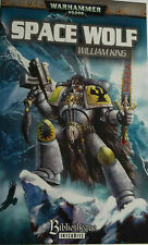 WARHAMMER 40K/  SPACE WOLF ( Ragnar Blackmane) W. King  / Bibliotheque Interdite