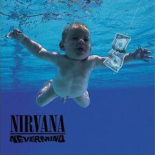 NIRVANA ( NEW SEALED CD ) NEVERMIND ( 20TH ANNIVERSARY REMASTERED ) KURT COBAIN