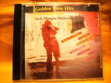 CD GOLDEN LOVE HITS JACK MORGAN ORCHESTRA 14TR love songs orchestral