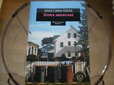 Storie americane Joyce Carol Oates