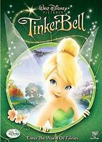 Tinker Bell (DVD, 2008) Disney Fairies