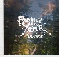(EJ793) Family of the Year, Buried - 2013 DJ CD