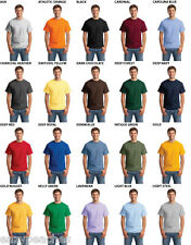 Hanes Beefy-T Brand NEW 6.1 oz. 100% Cotton T-Shirt Men's S-XL Tagless Tee 5180