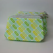 New! Wholesale Lot of 10 x Clinique Cosmetic Makeup Bag Pouch