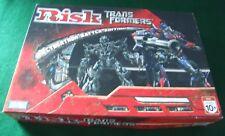 Risk Transformers Board Game - Cybertron Battle Edition - Unused