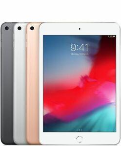 Apple New iPad Mini 5th Gen 7.9 inch 64GB/256GB Gold/Silver/Gray Wi-Fi Version