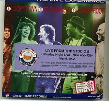 BRUCE SPRINGSTEEN - Live from the Studio 8 SNL - 3-track GREAT DANE CD Single