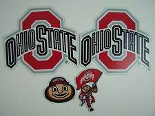 The Ohio State University Car Magnetic Placards - Set of 4