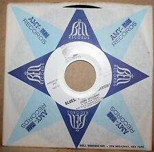 JOHN WILLIAMS & TICK TOCKS Blues Tears Sorrows DO YOU LIKE Soul 45 on SANSU 472