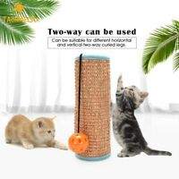 Two type Sisal Cat Anti-Scratching Protector Lovers Necessary Couch Guard