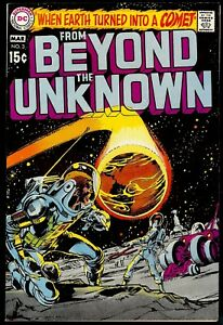 From Beyond the Unknown #3...NM- 9.2...Neal Adams Outer Space cover
