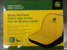 "JOHN DEERE Deluxe Seat Cover Medium for Seats up to 15"" high LP92624"