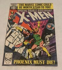 Uncanny X-Men Issue 137 Death of Phoenix HIGH GRADE NM