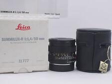 Leica Summilux-R 50mm f/1.4 MF 3 Cam Lens Pre-ROM  #3633505