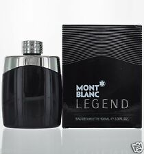 Legend  by Mont Blanc Eau De Toilette 3.3 OZ For Men NEW