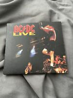AC/DC - Live (Live Recording, 2003) Pre-owned Free 2nd Class Postage (uk Only)