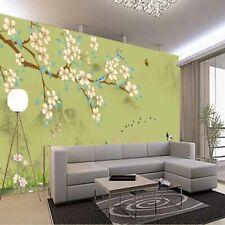 New ListingHorizon Shines Bud 3D Full Wall Mural Photo Wallpaper Printing Home Kids Decor