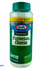 1-PACK KRAFT 100% GRATED PARMESAN CHEESE 24 oz/680 g EACH FRESH USA SELLER