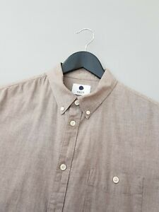 NN07 'NEW DEREK' SHIRT LARGE FROM OI POLLOI EXCELLENT CONDITION!