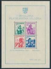 Jugoslawien Block 1 postfrisch / **, Landesausstellung, Belgrad 1937 (32175)