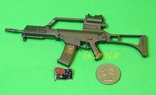G36_3 1:6 Scale Action Figure ASSAULT RIFLE G36K GUN MODEL GERMAN H&K G36