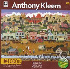 Strike It Rich 1000 Piece Puzzle - Anthony Kleem