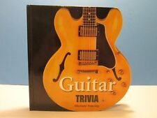 Rock History, Riffs Theory Guitar Trivia by Michael Heatley