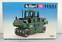 """Kibri 11551 Gummiradwalze Hamm """"Richard Mayer"""" Bausatz, Maßstab H0, NEU & in OVP"""