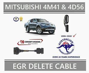 EGR BLANK MODULE for Mitsubishi Triton MN ML 4D56 2.5L 4M41 engine