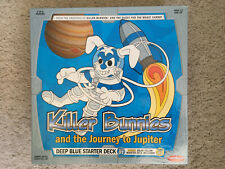 Killer Bunnies and the Journey to Jupiter + Many Boosters (Detailed Description)