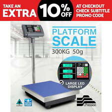 Tabletop Scales with Backlit Display