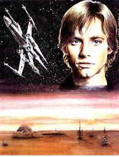 """Star Wars Fanzine -- """"Millennium #1"""" -- Both trilogies"""