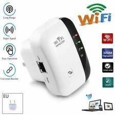 Super Boost WiFi Wireless Repeater Super Booster WiFi Range Extender 300 Mbps DE