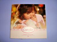 2011 COROLLE CATALOGO POUPEE BAMBOLA BEBE giocattoli katalog catalog doll toy
