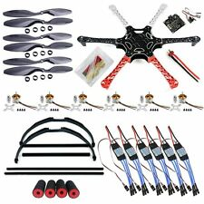 DIY F550 RC Hexacopter Drone Aerial FPV ARF Hexa-rotor Air Frame  Kkmulticopter