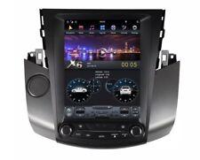 New listing 4+128Gb Tesla Screen For Toyota Rav4 [2006 ~ 12] Car Multimedia Player Gps Radio