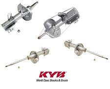 KYB 4 Excel-G Struts Shocks Mazda Protege 99 - 00